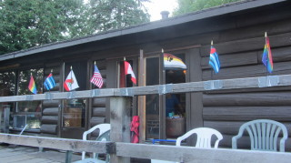 Cabin1-Flags